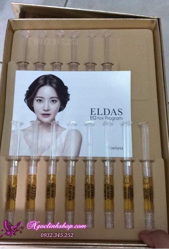 Tế bào gốc Eldas Hàn Quốc dưỡng ẩm và trẻ hóa làn da 2