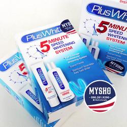 Tẩy trắng răng trong 5 phút - Plus White 5 minutes