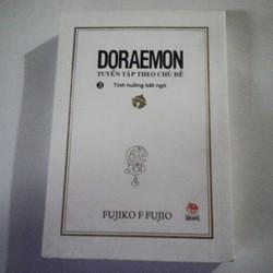 Doraemon Theo Chủ Đề - Tập 3: Tình Huống Bất Ngờ