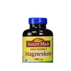 Viên bổ sung Magie Nature Made Magnesium 400mg 150 viên