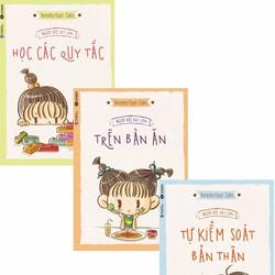 Combo 3 cuốn Người Đức dạy con như thế nào - Annette Kast-Zahn