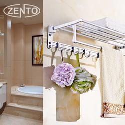 kệ treo khăn và vật dụng nhà tắm