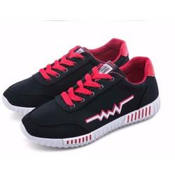 TT022H - Giày thể thao nữ cá tính, phong cách Hàn Quốc