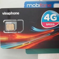 sim 4G vinaphone 30Gb tháng