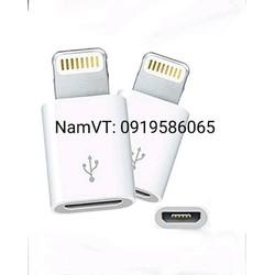 Đầu chuyển từ Micro USB ra Iphone 5 và 6