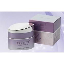 Kem mắt nâng cơ chống nhăn Flebote Collagenic XP Lifting Eye Cream TFS