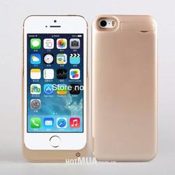 Ốp sạc cho iphone 5 5s 4200mAh