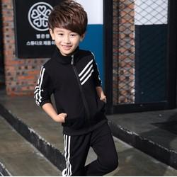 Bộ thể thao áo và quần dài cho bé trai từ 3 đến 12 tuổi - VN1000