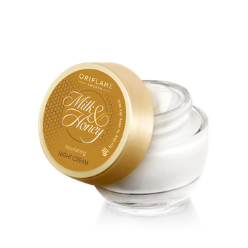 Kem dưỡng da ban đêm Milk & Honey Gold Nourishing Night Cream - 32543
