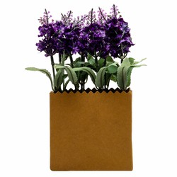 Chậu hoa giả đặt bàn UBL DF0309