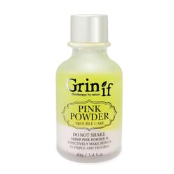 Tinh dầu đặc trị mụn xóa vết thâm Grinif Pink Powder 40g