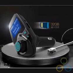 Tẩu sạc MP3 T11 thiết bị nghe nhạc ô tô