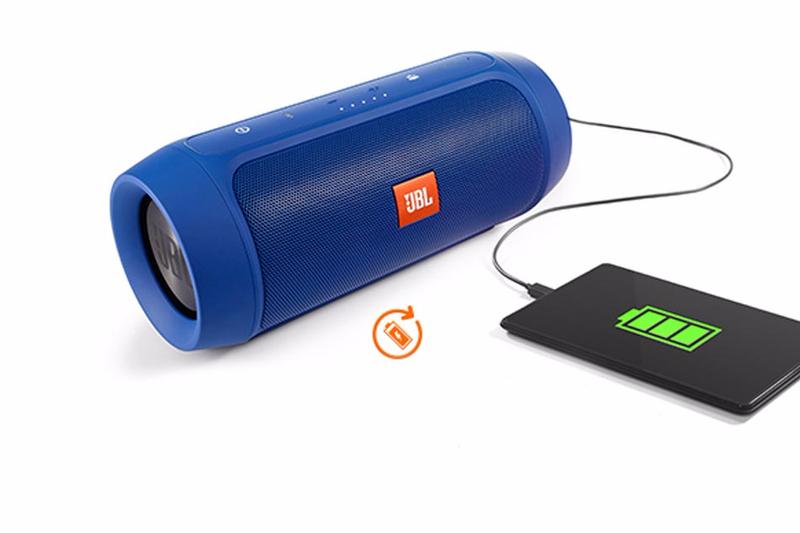 Loa Bluetooth JBL Charge 2 - Kiêm sạc dự phòng 6000mAh 1