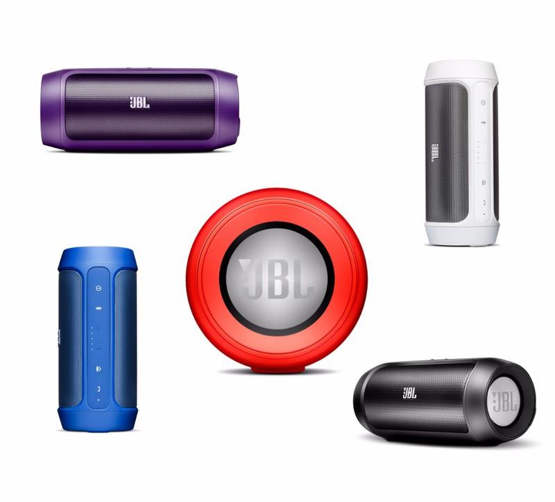 Loa Bluetooth JBL Charge 2 - Kiêm sạc dự phòng 6000mAh 5