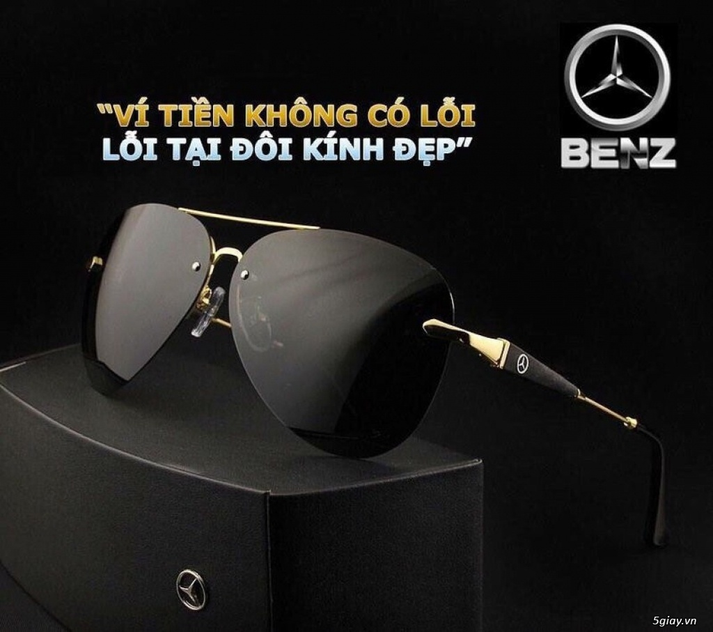 Mắt Kinh Nam Mercedes Benz 1