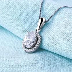Mặt dây chuyền bạc Secret Love