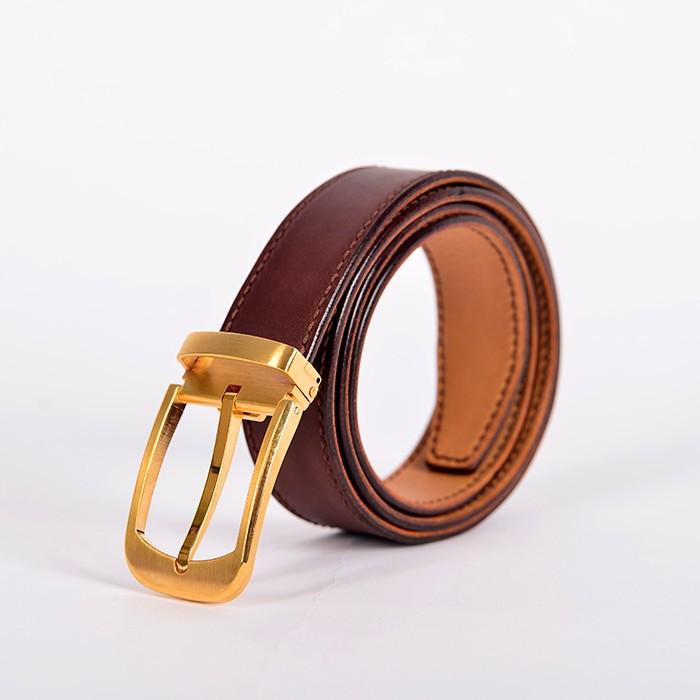 Thắt Lưng Da Bò Handmade Nhập Khẩu STLH014 5