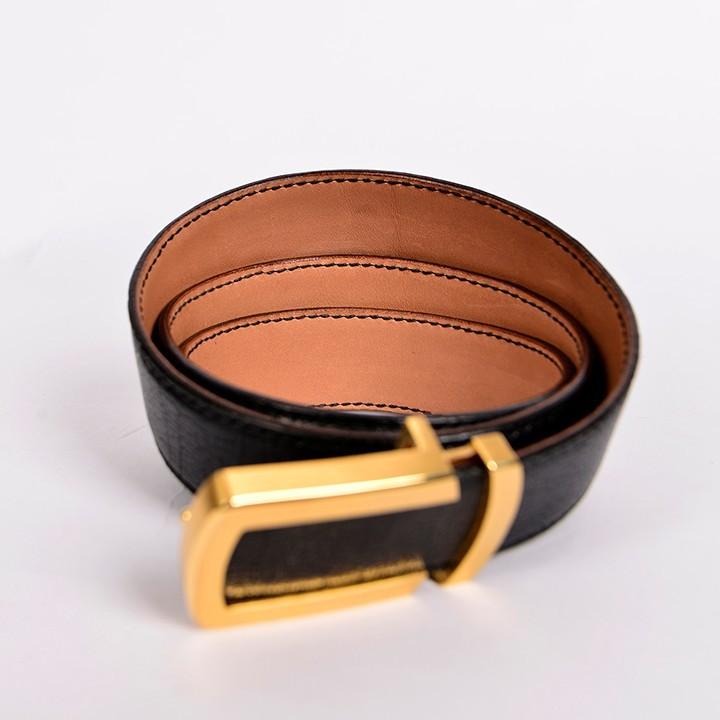 Thắt Lưng Da Bò Handmade STLH015 5