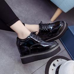 Giày bánh mì đế độn cá tính BM042