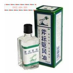 Dầu gió trắng hiệu cây búa - Singapore - 54 ml