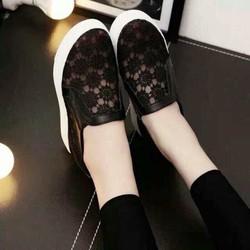 hàng cao cấp loại 1- giày thể thao đế độn cao cấp 7 cm