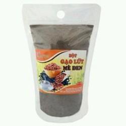 Bột gạo lứt mè đen lợi sữa