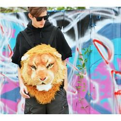 Balo đầu sư tử chuẩn đẹp