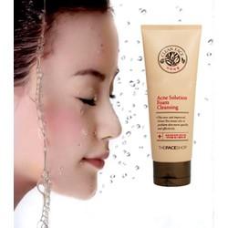 Sữa rửa mặt Acne Solution Foam Cleansing