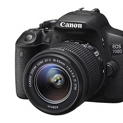 Canon EOS 700D 18~55mm IS STM