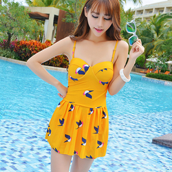 Bikini họa tiết cực xinh xắn BKN349