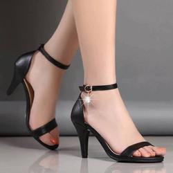 giày cao gót hở mũi