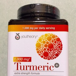 Viên uống tăng cường miễn dịch từ nghệ Turmeric Youtheory