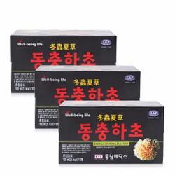 Nước uống Đông Trùng Hạ Thảo Hàn Quốc DONGNAM MEDICAL hộp 10 chai