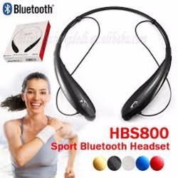Tai Nghe Bluetooth HBS 800 Chính Hãng - MãSP: VP143