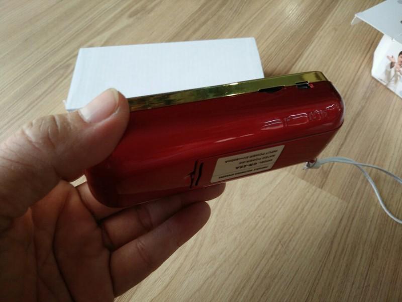 LOA NGHE THẺ NHỚ, USB, RADIO CRAVEN CR-25A CÓ MÀN HÌNH LCD CỰC HAY 4