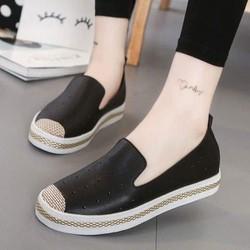 hàng cao cấp loại 1- giày lười mẫu mới 2017