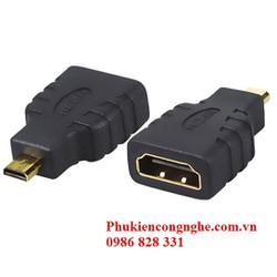 Đầu chuyển Micro HDMI to HDMI