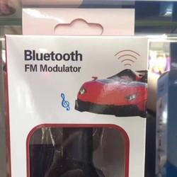 Sạc bluetooth FM radio