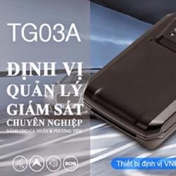 Thiết bị định vị cầm tay GT03A pin 2.500mAp, giám sát ô tô, xe máy