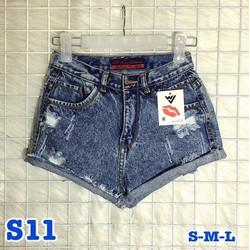 short jeans nữ chất