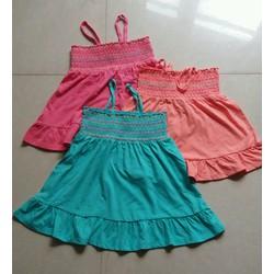 Áo dạng đầm hàng xuất khẩu cho bé gái