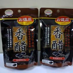 Dấm giảm cân ESTA, Nhật