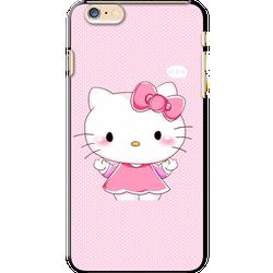 Ốp lưng Iphone 6 plus mèo kitty