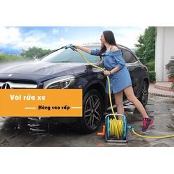 Vòi rửa xe tăng áp cao cấp