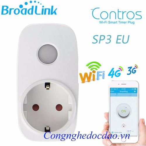 Ổ cắm thông minh WiFi SP3 - 4198027 , 5198047 , 15_5198047 , 942000 , O-cam-thong-minh-WiFi-SP3-15_5198047 , sendo.vn , Ổ cắm thông minh WiFi SP3