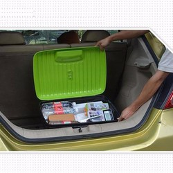 Thùng đựng đồ cốp sau ô tô chuyên dụng 3R