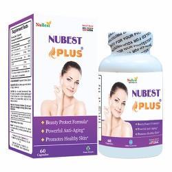 Nubest Plus - Viên uống làm đẹp da, chống lão hóa