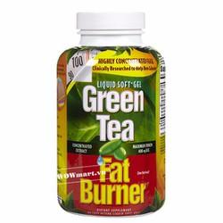 Viên uống giảm cân trà xanh Green Tea Fat Burner 200 viên Wowmart VN