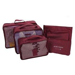 Bộ 6 túi big bag du lịch