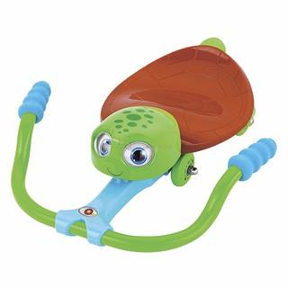 Xe trượt ngồi Razor Jr. Twisti Turtle Scooter - Nâu - Xanh - 25059630 thumbnail